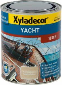 Xyladecor Bootvernis - Kleurloos - Hoogglans - 0,75L