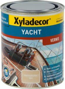Xyladecor Bootvernis - Kleurloos - Zijdeglans - 0,75L