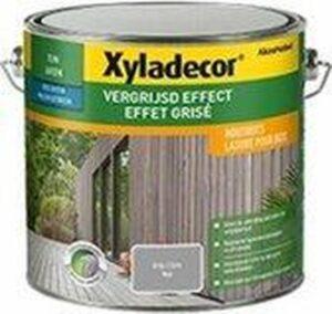 Xyladecor Vergrijsd Effect - Houtbeits - Grijs - 2,5L